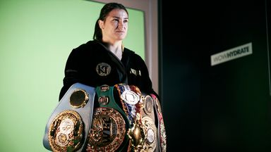 Hearn: Women's boxing breaking boundaries
