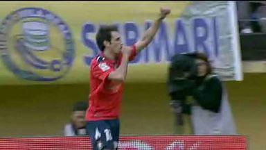 Villarreal 0-2 Osasuna