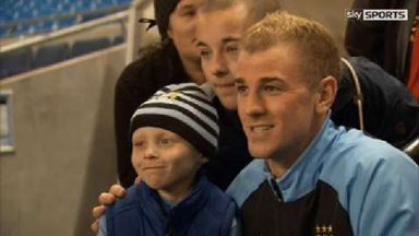 My Special Day 2012 - Joe Hart