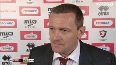 Boothroyd proud after victory