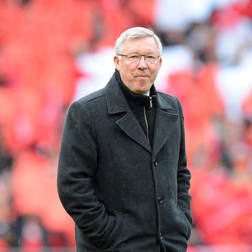 Sir Alex Ferguson: His brilliant career