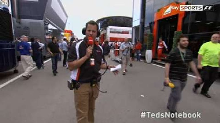 Ted's Notebook - Spanish GP