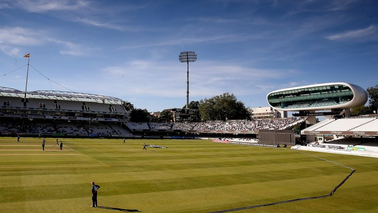 Lord's Cricket Ground.