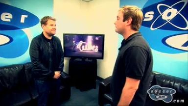 Soccer AM - Tubes meets James Corden