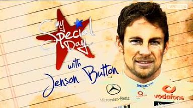 My Special Day with Jenson Button