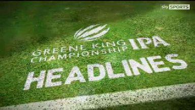 IPA Championship Highlights - 2nd Jan