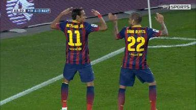 Barcelona 6-0 Rayo Vallecano - Highlights