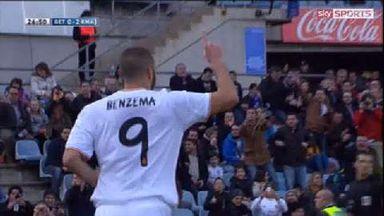 Getafe 0-3 Real Madrid - Highlights