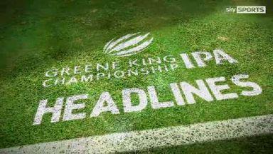IPA Championship Highlights - 6th March