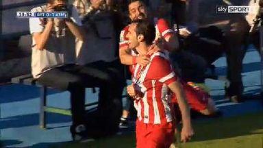 Atletico one step closer