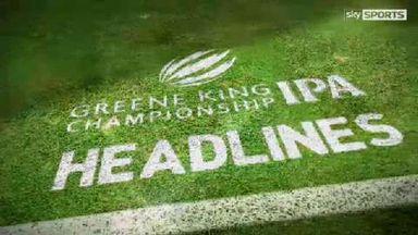 Green King IPA Championship Headlines - 17th April