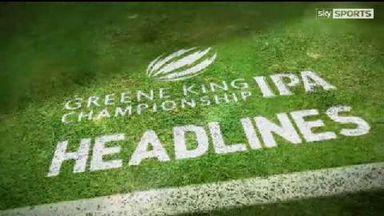 IPA Green King Championship Headlines - Final Round