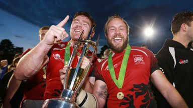 London Welsh promoted