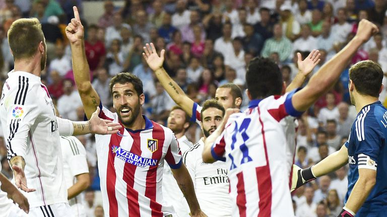 The Revista panel preview Tuesday night's Champions League quarter final first leg between Atletico Madrid and Real Madrid