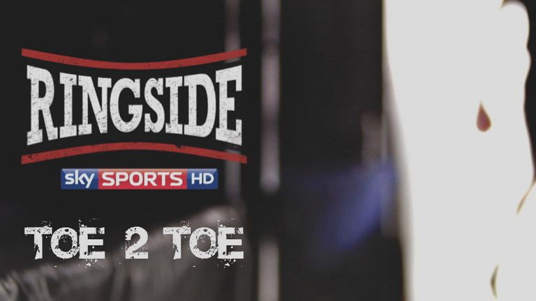 Ed Draper is joined as always by Spencer Fearon for this week's Toe 2 Toe. For the full extended podcast go to skysports.com/podcasts - it's also available