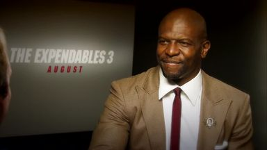 Tubes meets Terry Crews