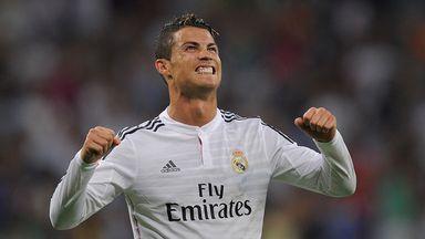 Ronaldo strikes in season opener