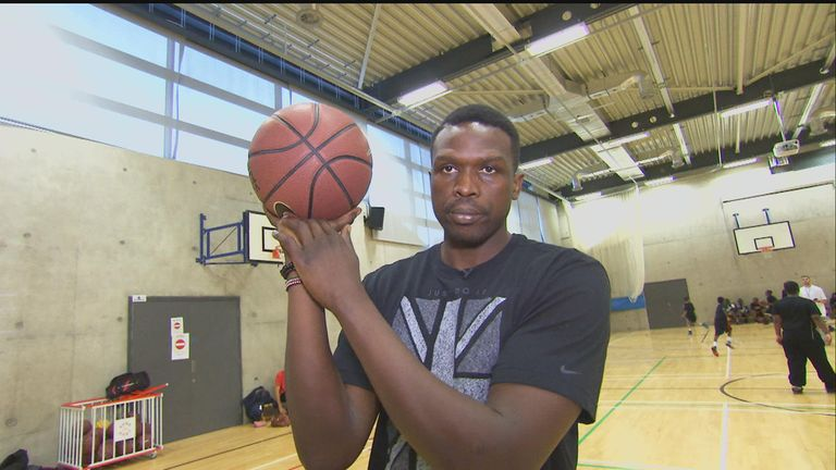 Luol Deng was on Game Changers