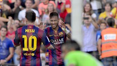 Messi grabs 400th career goal