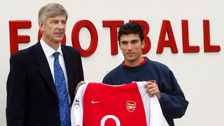 After a quiet summer transfer window, Wenger uncharacteristically dipped into the January market, bringing in winger Jose Antonio Reyes for around £10m.
