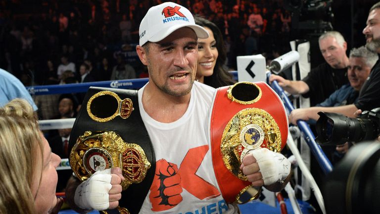 Ringside announced that you can watch Sergey Kovalev v Jean Pascal live on Sky Sports on March 15.