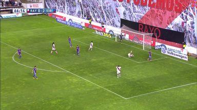 Eibar defeat Rayo