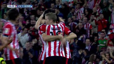 Bilbao beat Espanyol
