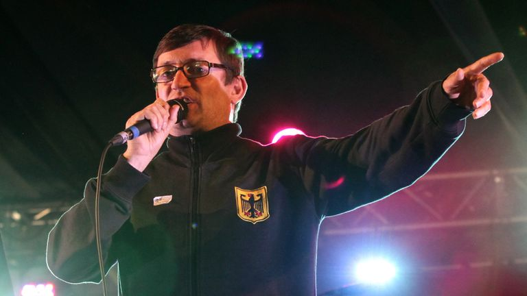 Former Housemartins and Beautiful South frontman Paul Heaton, who has resigned as a patron of Sheffield United's Community Foundation