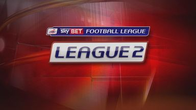 League Two Round-up - 20th December
