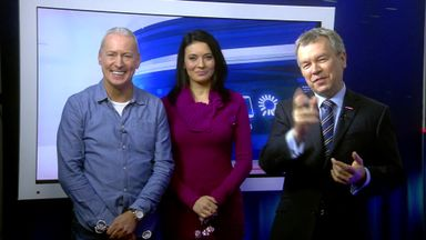 6-Dart Challenge - Sky Sports News HQ - Leg 3