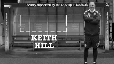 Technical Area - Keith Hill