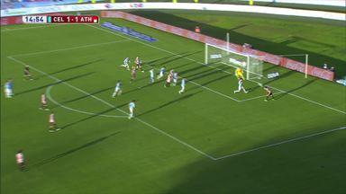 Bilbao and Malaga gain advantage