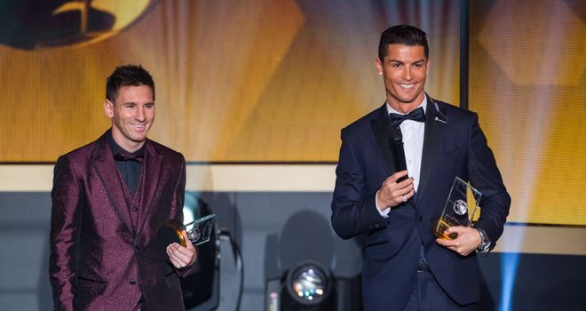 Guillem Balague, Gaizka Mendieta and Graham Hunter all agreed that Cristiano Ronaldo is a worthy winner of the FIFA Ballon d'Or