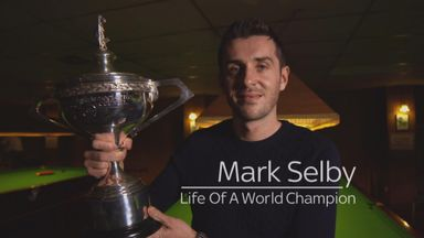 Mark Selby: Life of a World Champion promo