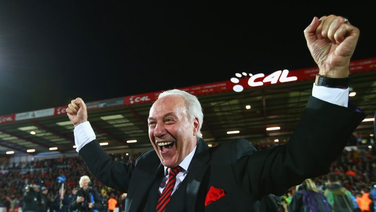 Bournemouth chairman Jeff Mostyn explains why he was so keen to join the Football for Peace charity as an ambassador.