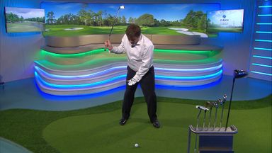 Stroke Saver - Building a back swing