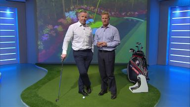 Augusta Challenge - Fitzpatrick and Lynagh