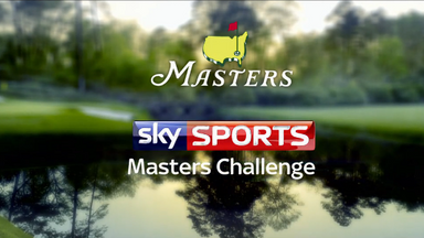 Sky Sports Masters Challenge: Final leaderboard