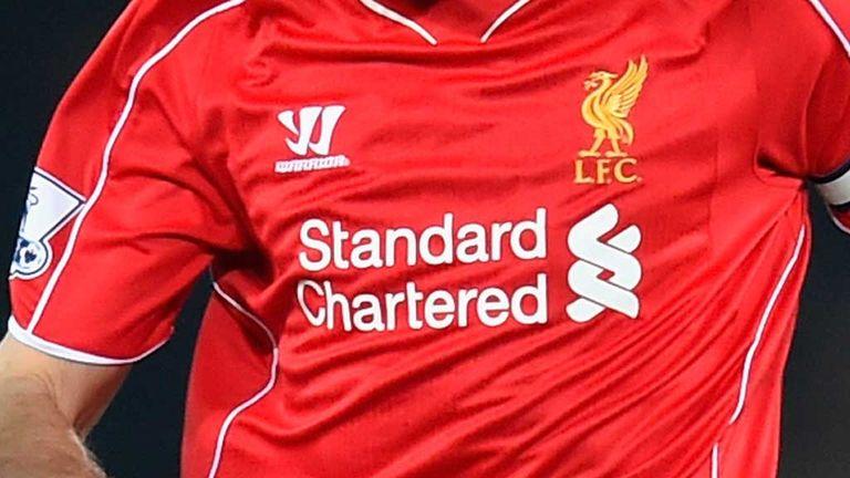 Liverpool Standard Chartered logo