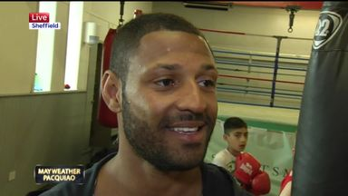 Brook targets MayPac winner