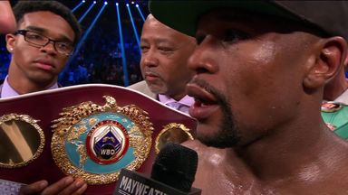 Mayweather too good for Pacquiao