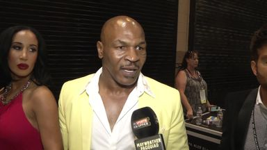 Tyson: It's Mayweather's era