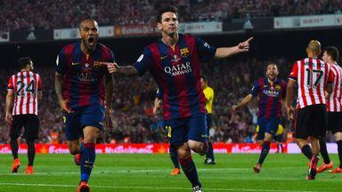 Puskas award nominee: Messi