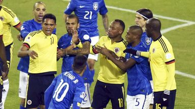 Brazil appeal against Neymar ban
