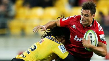 Super Rugby 2015 - Hits of the Season
