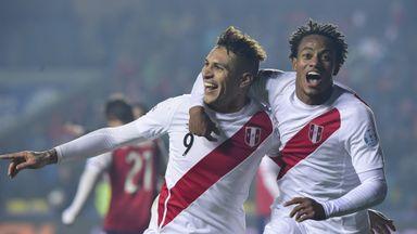 Peru secure third place in Copa