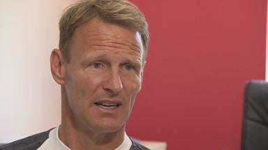 Sheringham embarks on management career