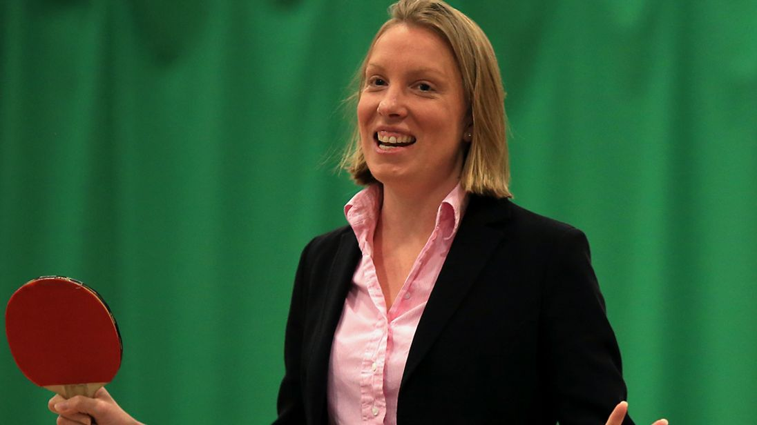 Sports Minister Tracey Crouch has launched a nine-week consultation period to gather ideas over how to increase public participation in UK sport
