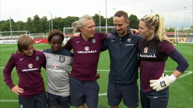 You Know The Drill - England ladies
