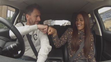 Fenners and Alex Scott - Car karaoke